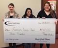 Atomic Credit Union Donates $300 to EHS Senior Class