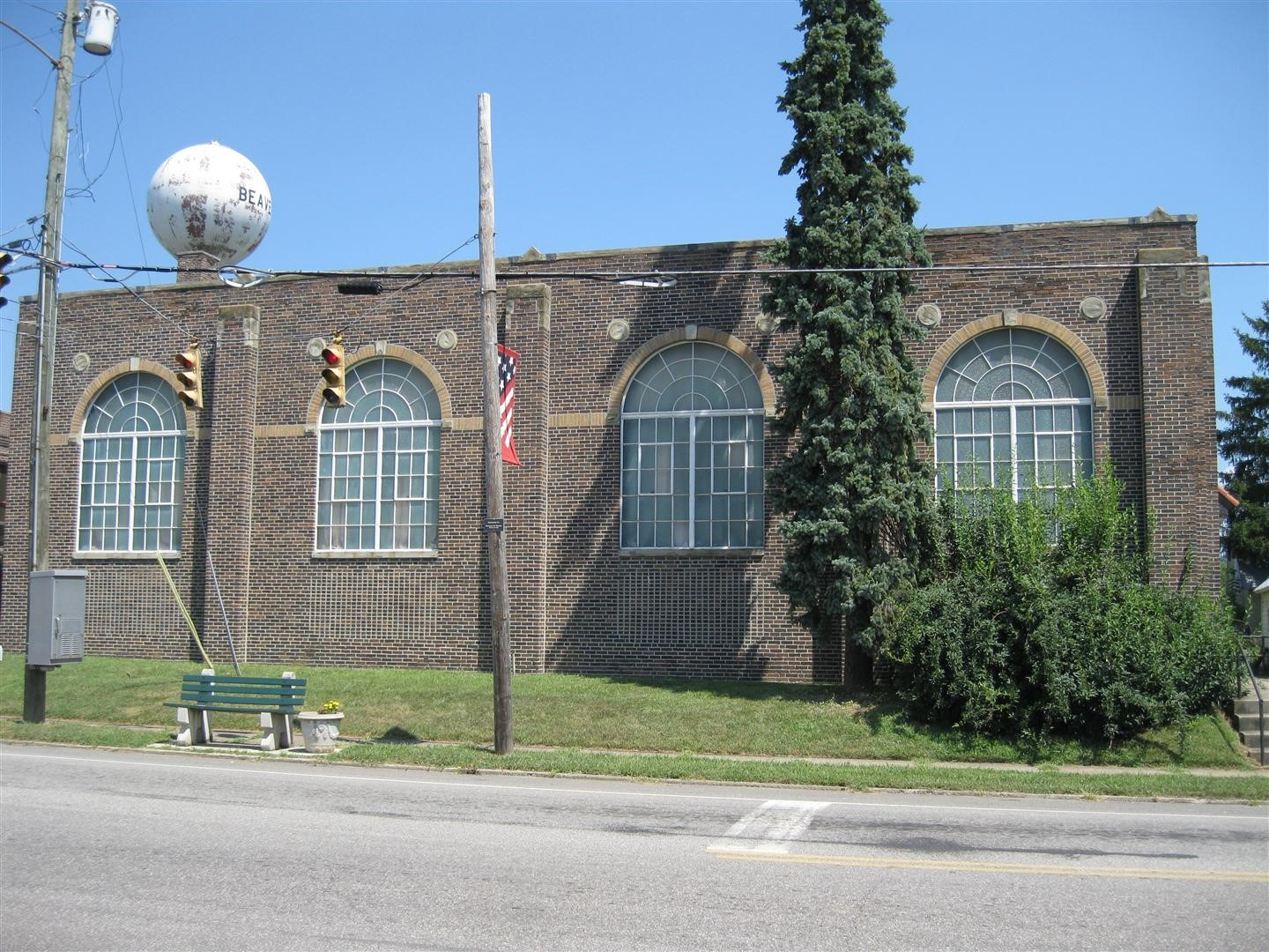 Beaver High School Gymnasium