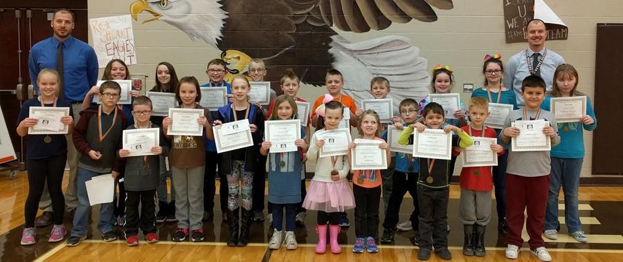 Feb Principals Award