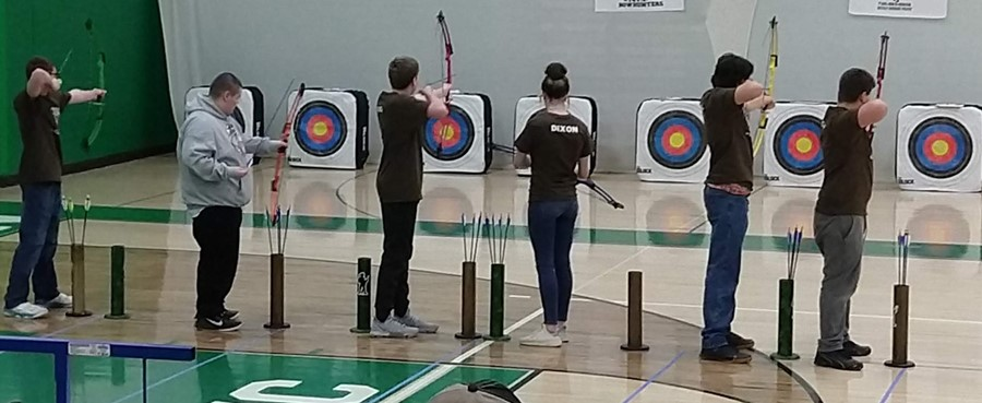 huntington archery tournament